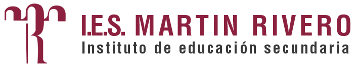 I.E.S. Martin Rivero Logo